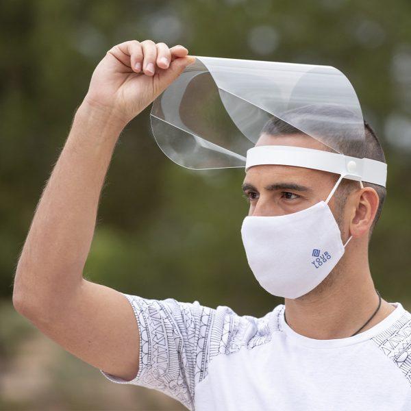 Pantalla Facial Abatible-Protección-COVID-19-RM-INGENIA-RM2574-3