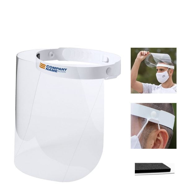Pantalla Facial Abatible-Protección-COVID-19-RM-INGENIA-RM2574